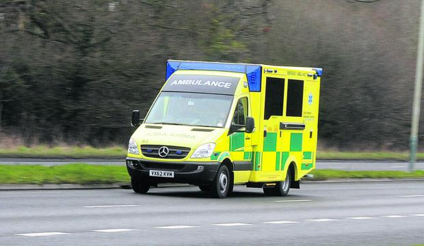 Flooding delays paramedics called to dying woman near Burrowbridge