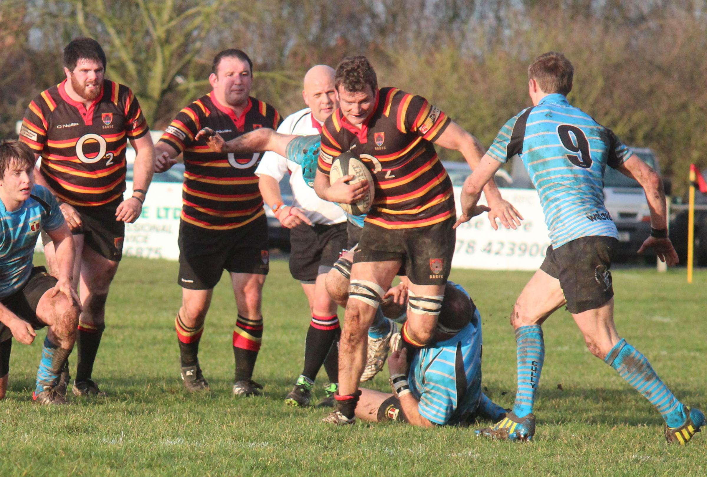 Injury-hit Albion edged out by Cullompton