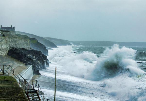 Gales and torrential rain to return on Friday and Saturday