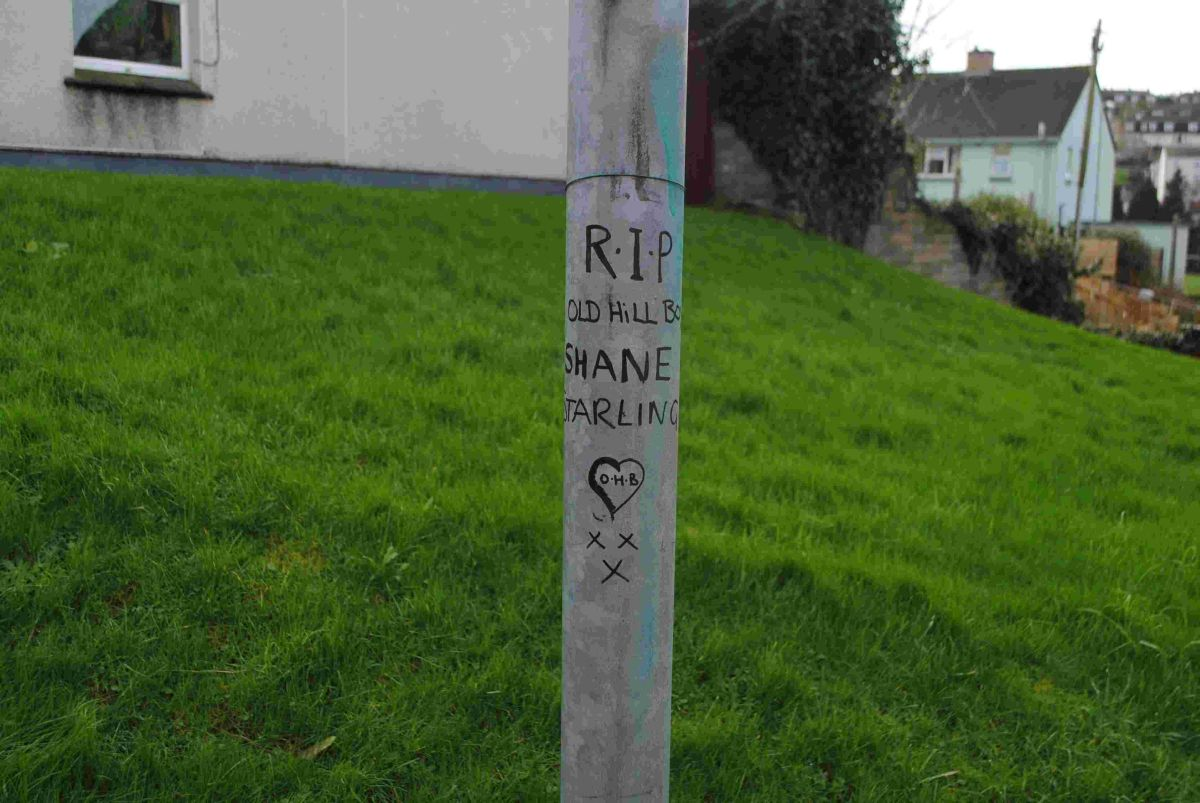 Tributes paid after death of 'Old Hill Boy' Shane Starling over Christmas
