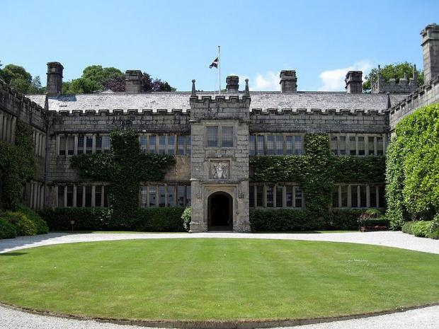 Grant to help reveal 400 years of life at Lanhydrock House