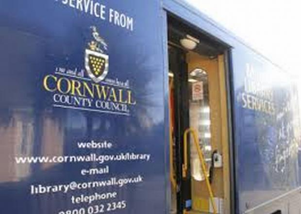 Council slashes mobile library service with one van plan for 172 stops across Cornwall