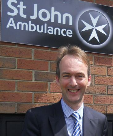 St John Amublance opens extra first-aid training centre in Taunton