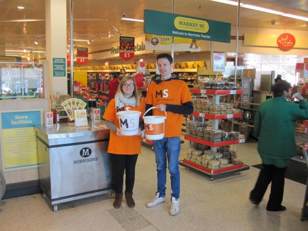 Bucket collections raise valuable funds
