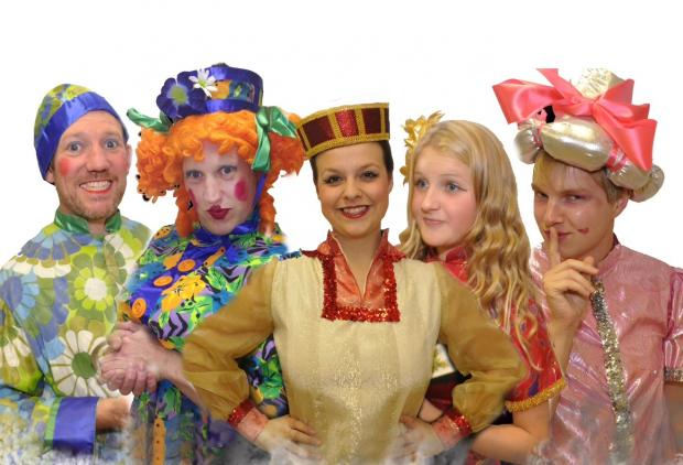 This is The West Country: Signpost panto back in town
