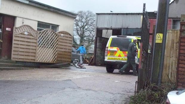 This is The West Country: Weavo Fencing.
