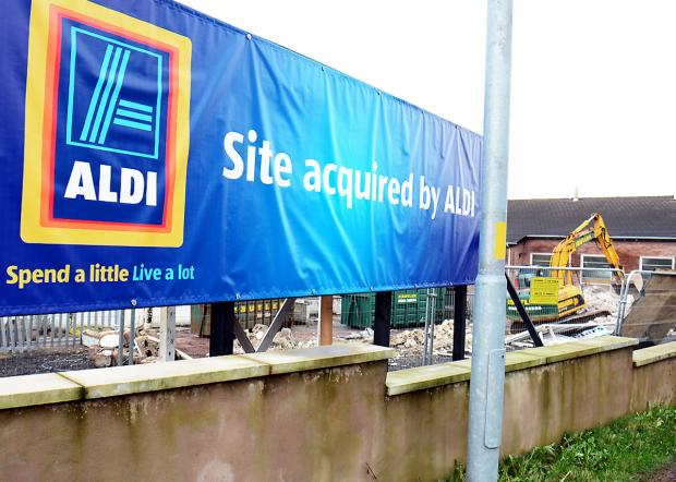 NEW ALDI STORE TO OPEN IN CULLOMPTON
