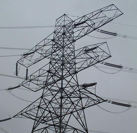 National Grid have changed their plans from 140ft pylons to shorter T-pylons