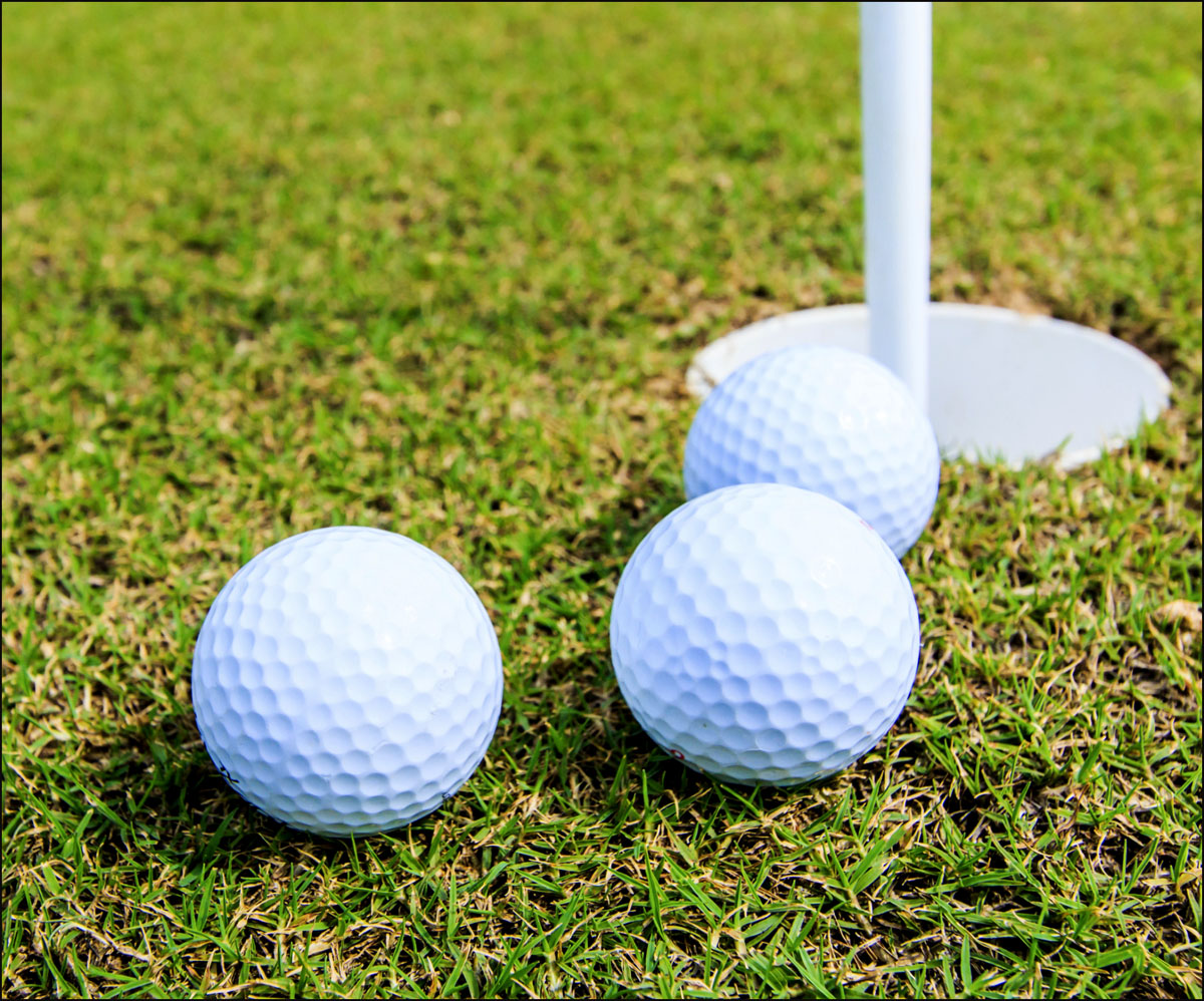GOLF: Deakins wins Burnham & Berrow Stableford