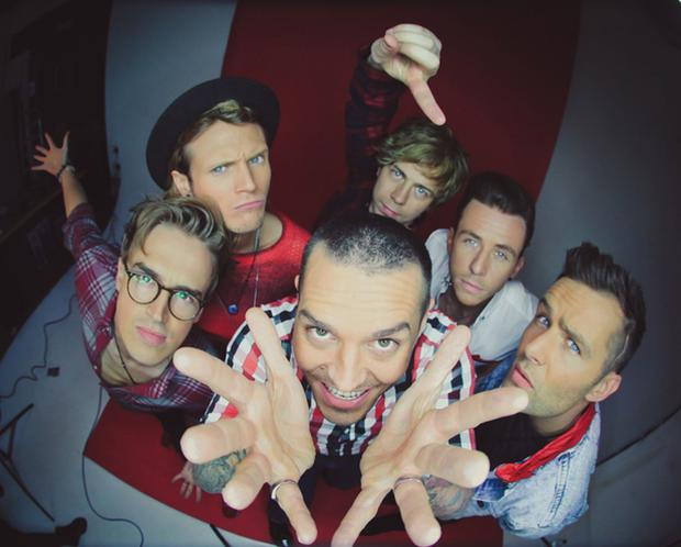This is The West Country: SUPERGROUP McBusted are coming to Weston this summer.