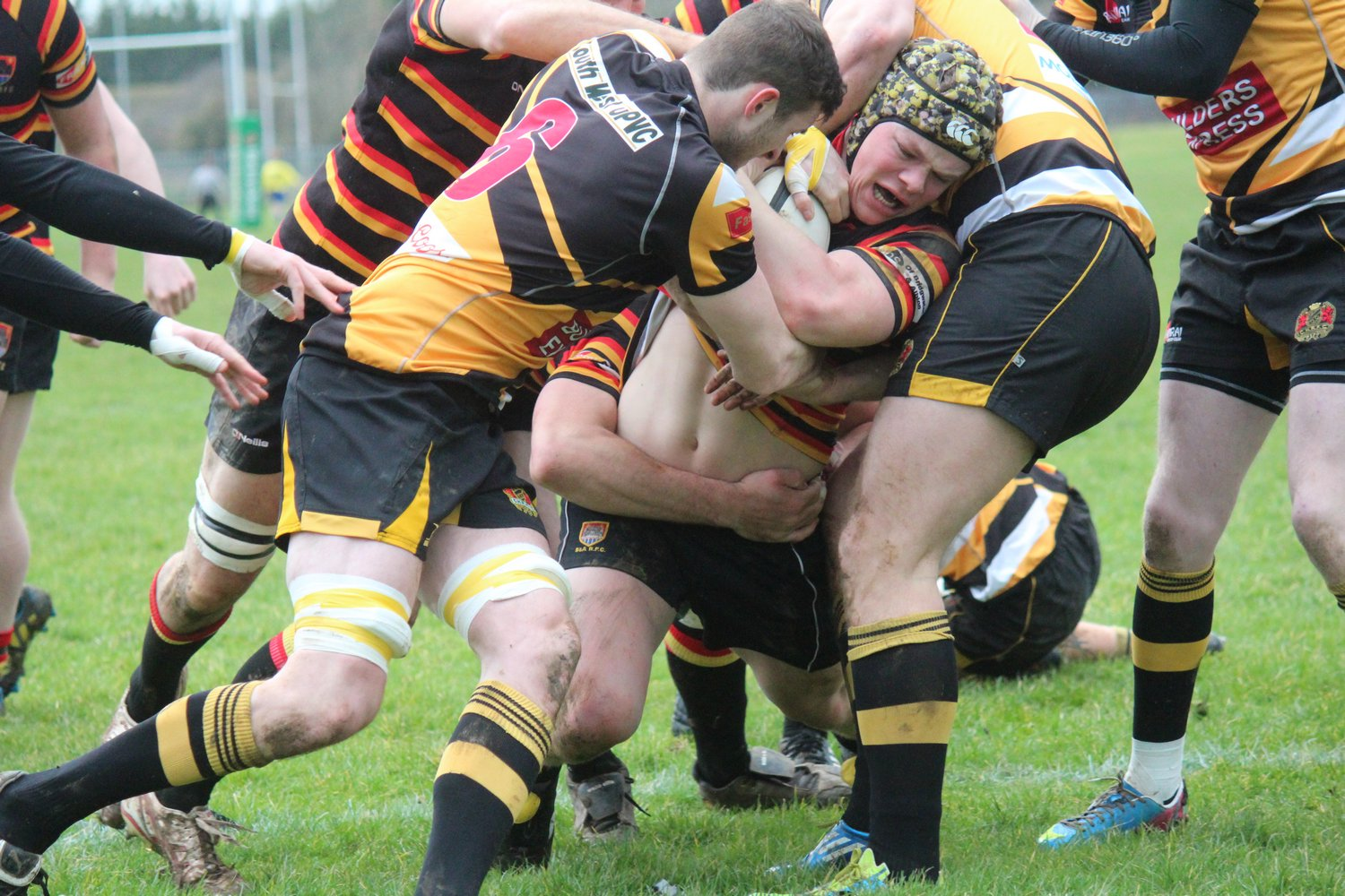 Bridgwater & Albion battle conditions to beat Coney Hill