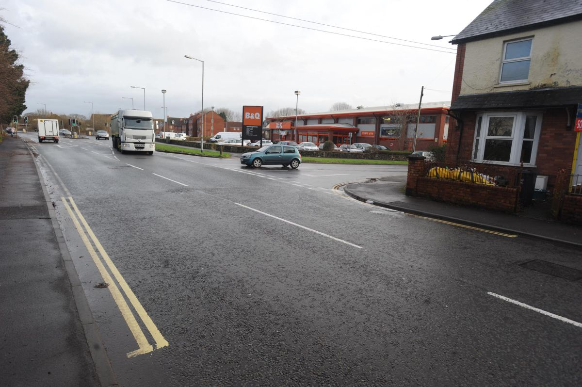 Bid to fix Chard danger junction divides opinion