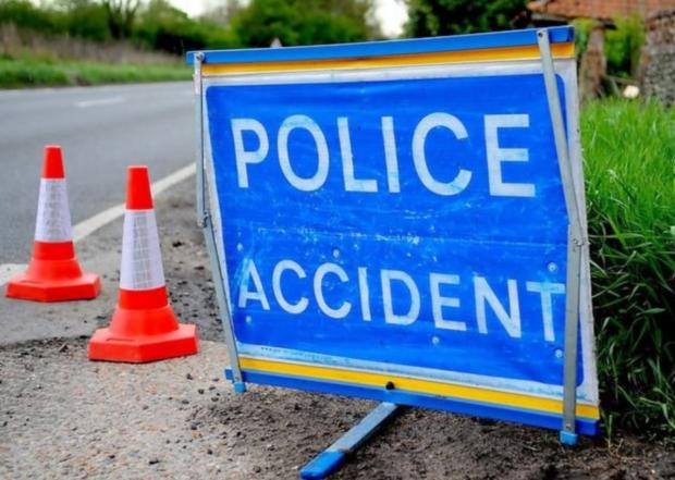 This is The West Country: Biker critical after A38 crash