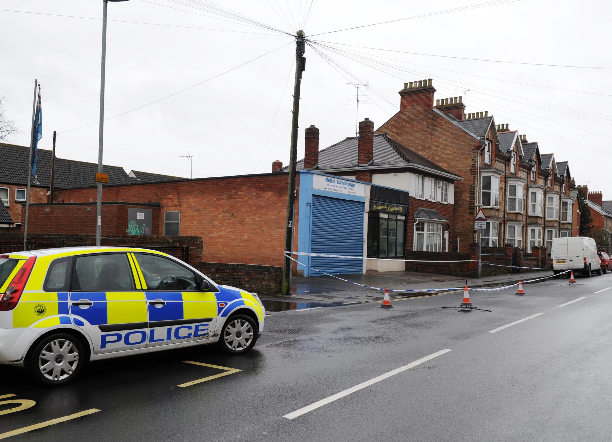 Victim suffers fractured skull in Taunton attack