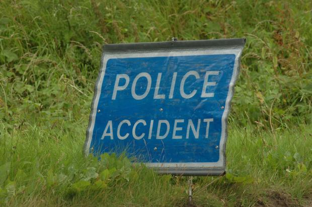 Two men with life-threatening injuries after South Hams motorbike crashes