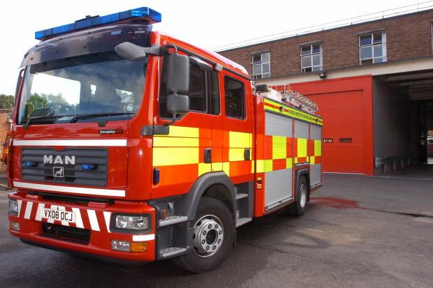 Crewkerne caravan fire believed to have been arson