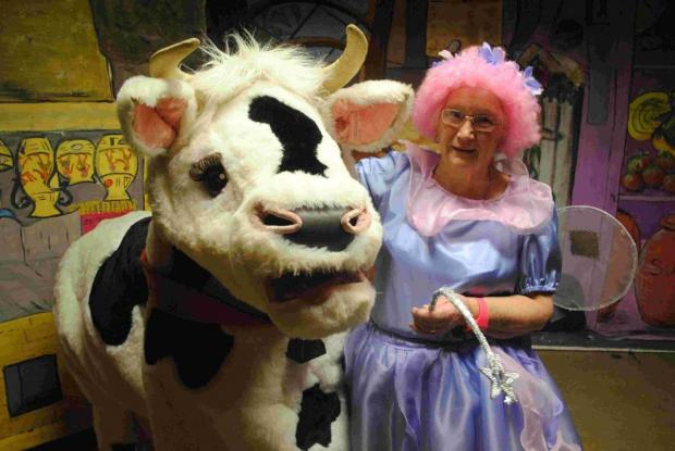 Still a chance to catch Mawnan's colourful panto: PICTURES