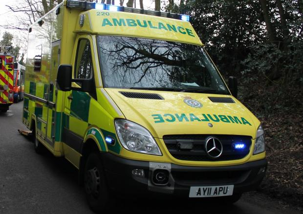 This is The West Country: Attacks on ambulance staff on the increase