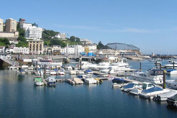 TORQUAY NAMED THIRD BEST RATED DESTINATION IN THE UK