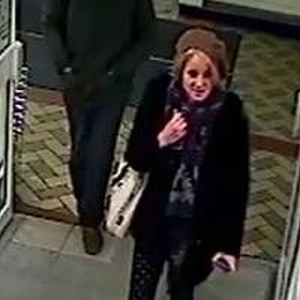 This is The West Country: Police want to speak to this woman in connection with a shoplifting offence.