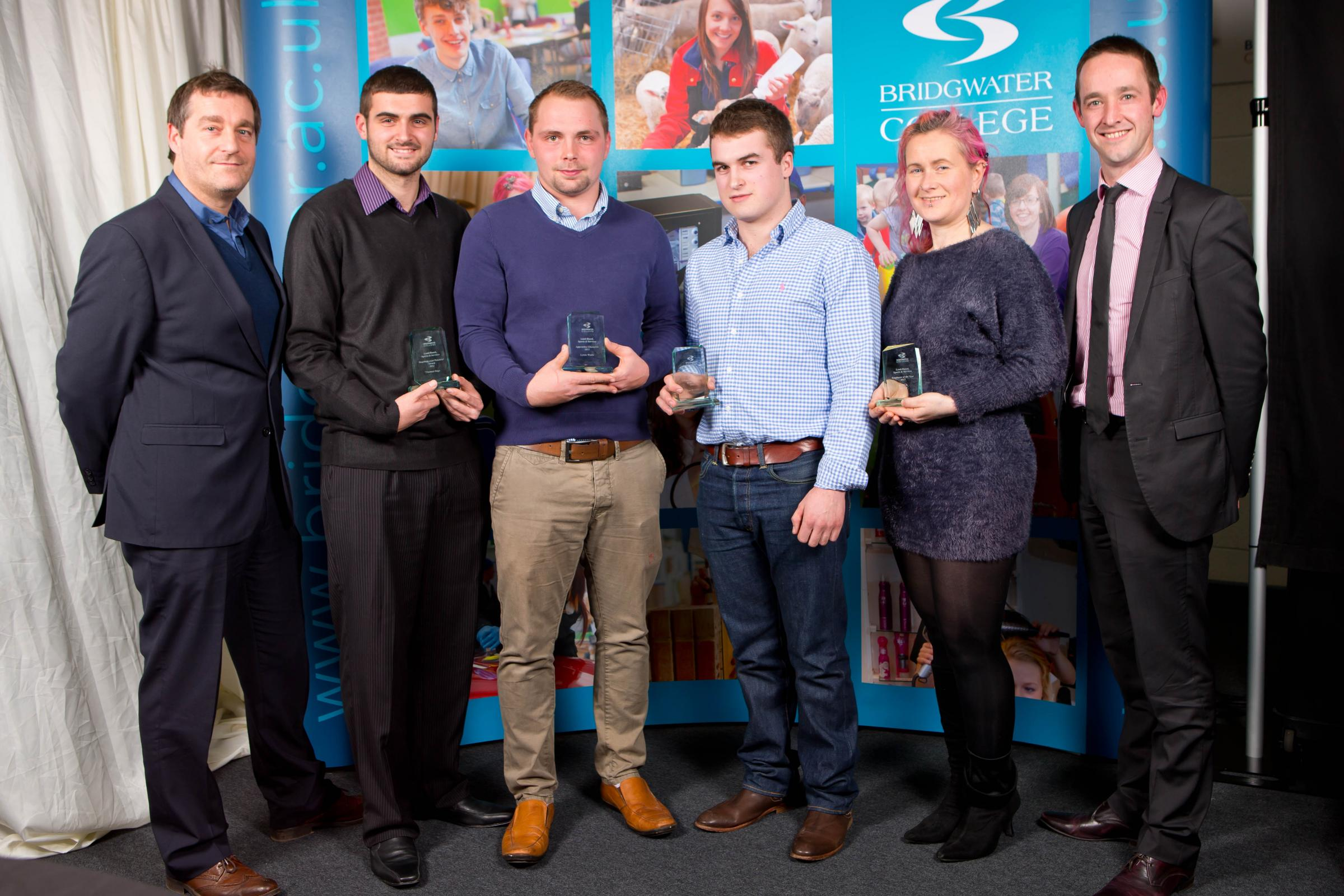 Students recognised in Apprenticeship Awards