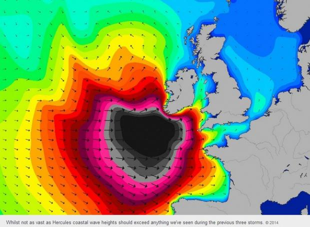 Will Cornwall's coast survive another onslaught of wild winds and massive waves. 'Even bigger Saturday' storm set to hit