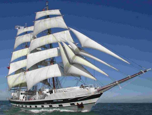 Excited about the return of Tall Ships to Falmouth? VIDEO