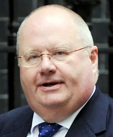 Eric Pickles, who has criticised the guidelines.
