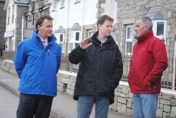 Deputy PM confirms storm hit Porthleven fishermen can apply for hardship support