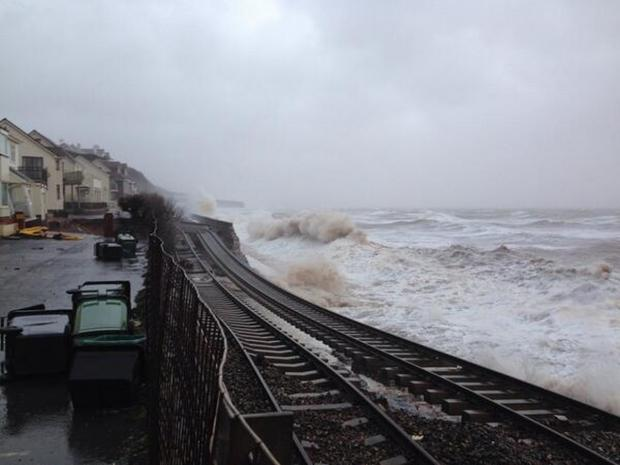 Main rail line opens as £35million Dawlish storm damage repairs are completed