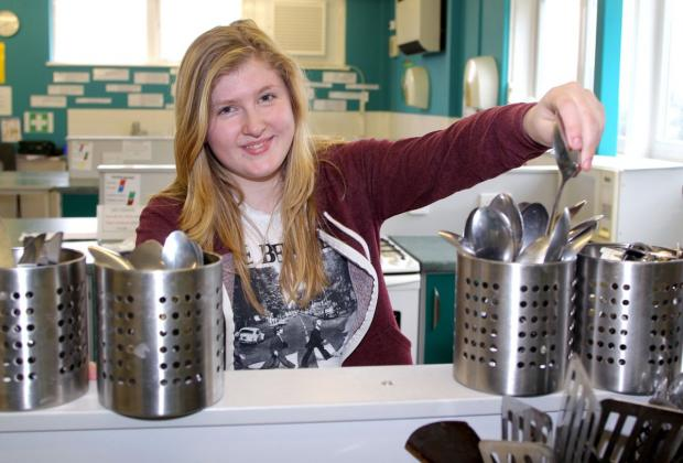 This is The West Country: HOLLY Bale from West Somerset College has beat off comp