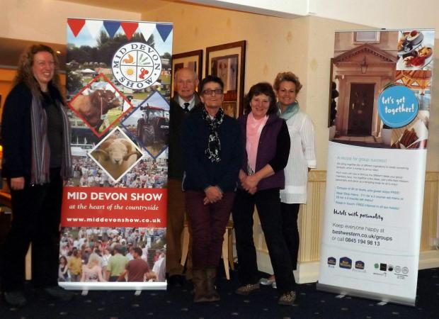 Business opportunities at Mid Devon Show