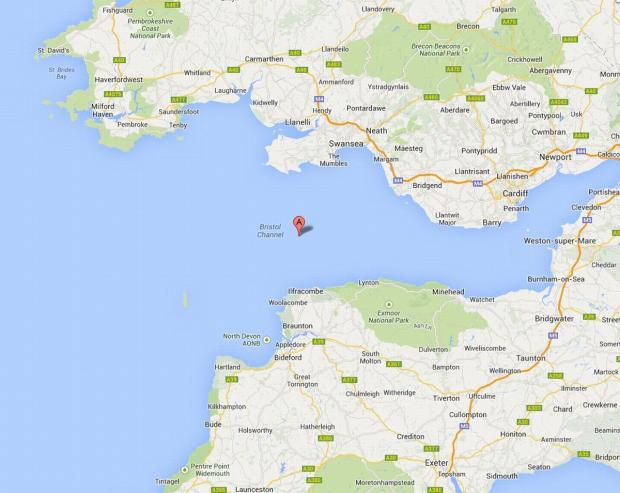 This is The West Country: Earthquake location