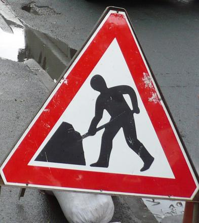 Roadworks to cause problems in Evercreech Way, Highbridge