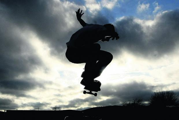 'Skate-jam' at new Bridgwater Skatepark