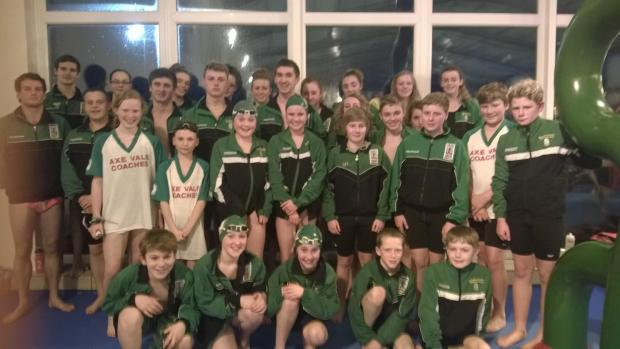 SWIMMING: Burnham Swimming Club second at Cotswold League meeting