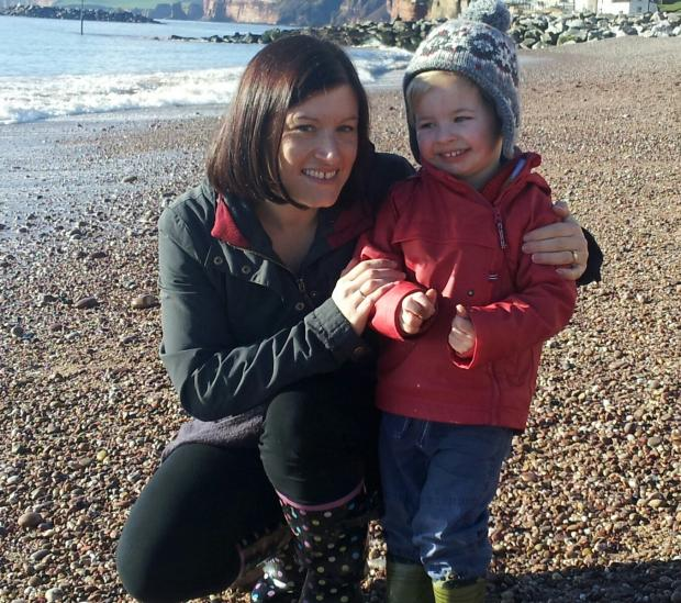 This is The West Country: Willand mum on marathon mission