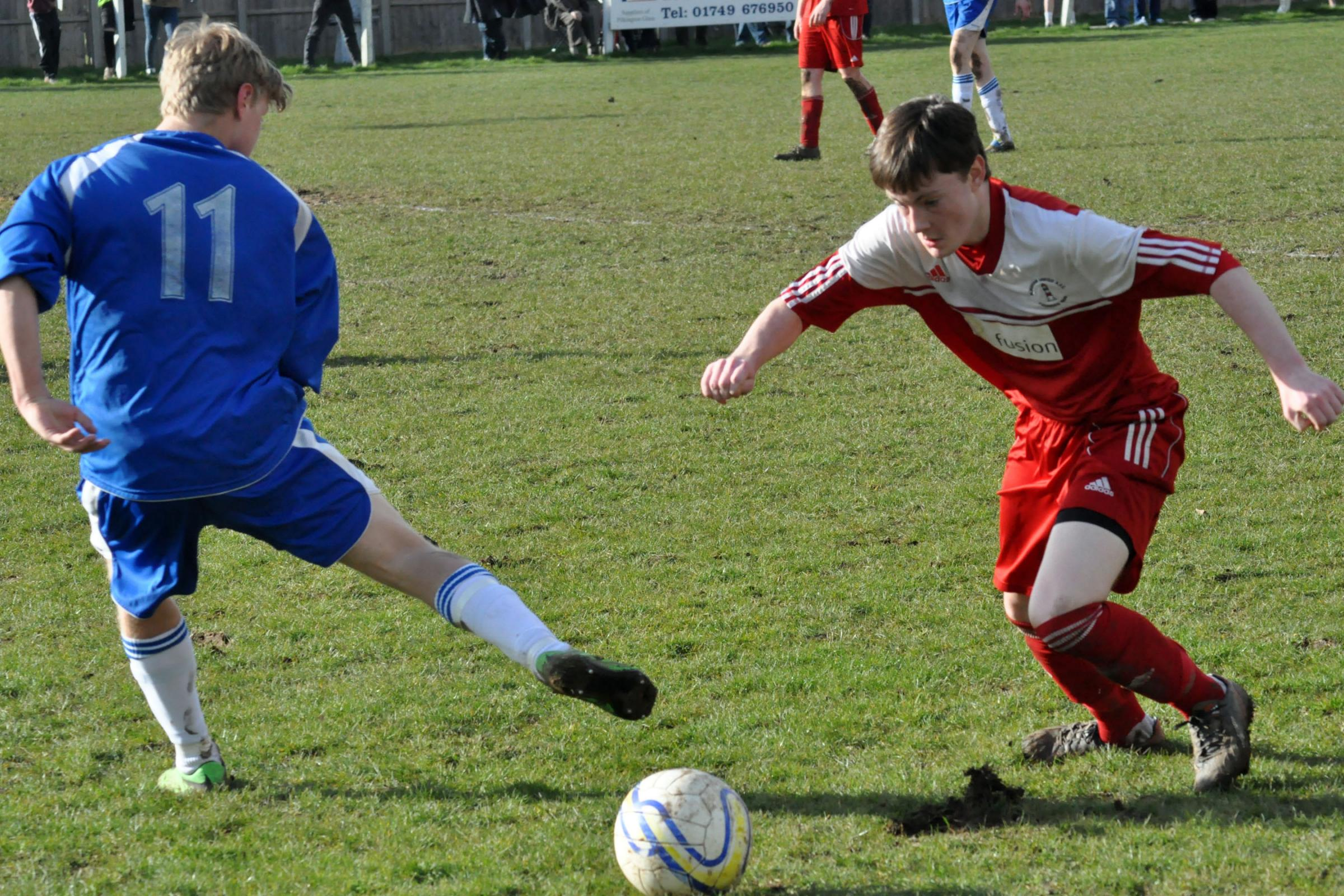 Burnham United defeated by Wells in cup semi-final