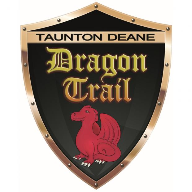 This is The West Country: The dragon trail logo