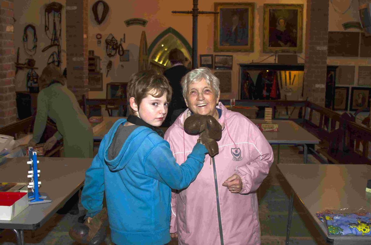 Week of activities for all at Helston Museum: PICTURES