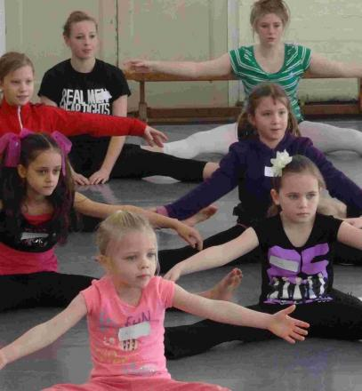 Helston 'dance-a-thon' helps raise cancer charity funds
