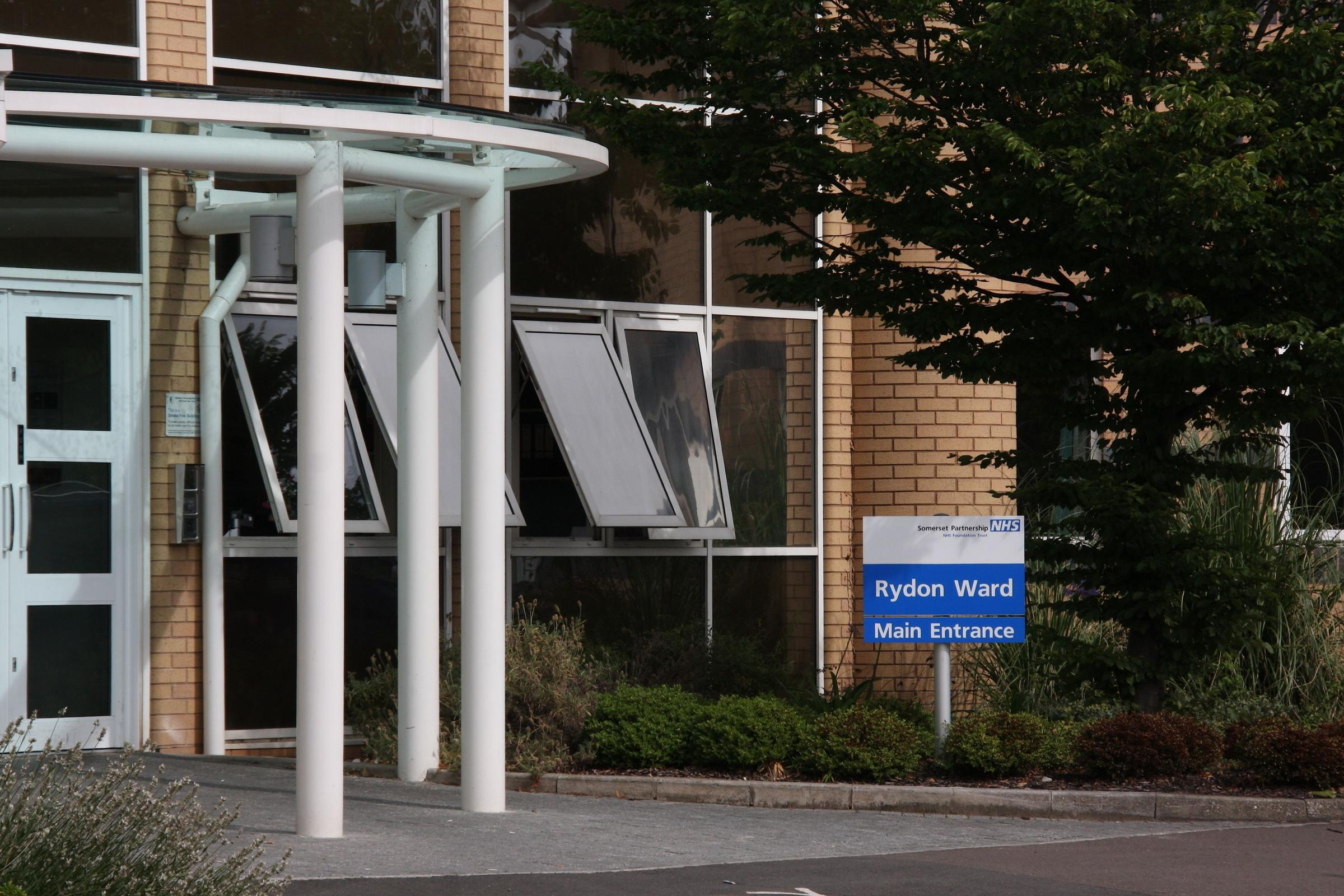 Rydon and Holford mental health wards in Taunton received excellent CQC report
