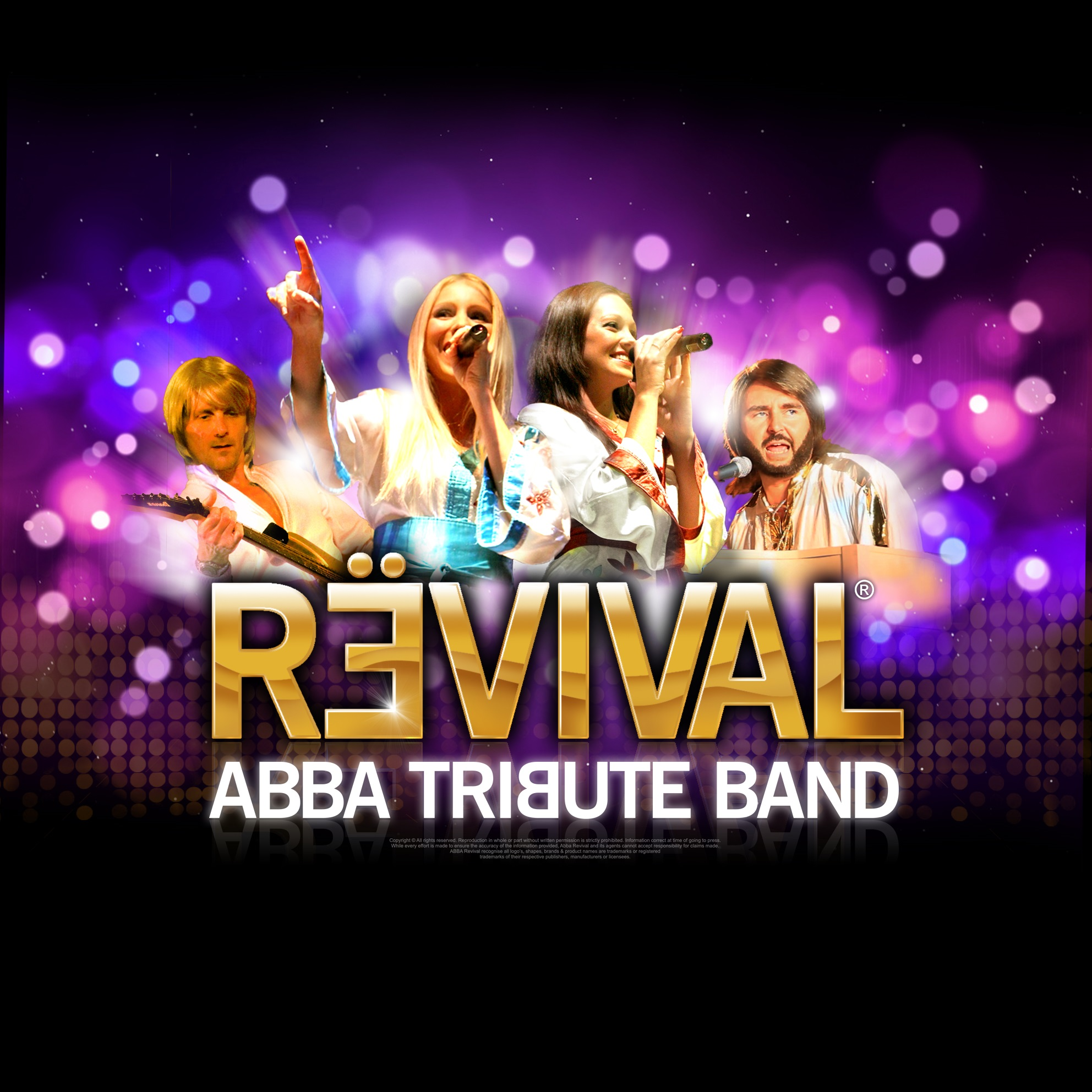 Top ABBA tribute band