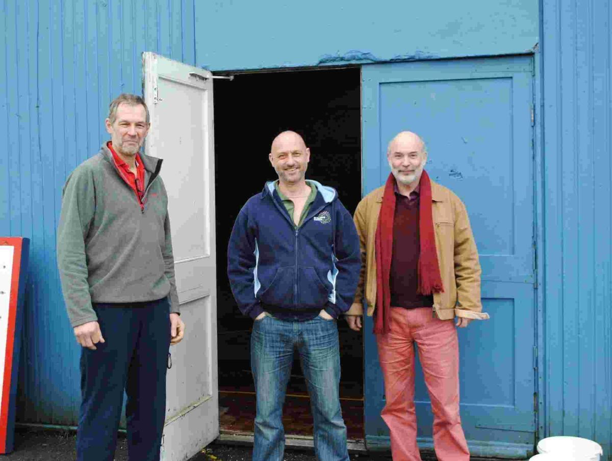 Falmouth Docks Table Tennis Club finds new home after £120,000 grant