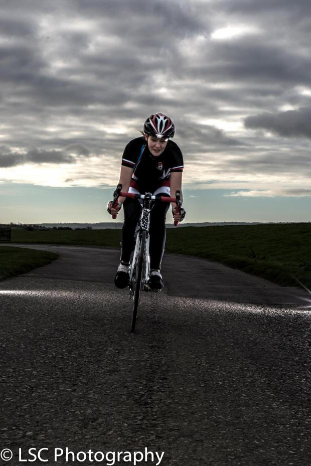 This is The West Country: Triathlete Frances bidding for international spot