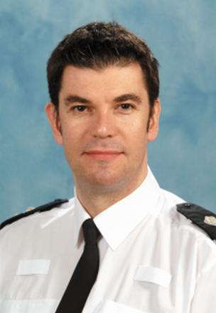 Inspector Tim Coombe.