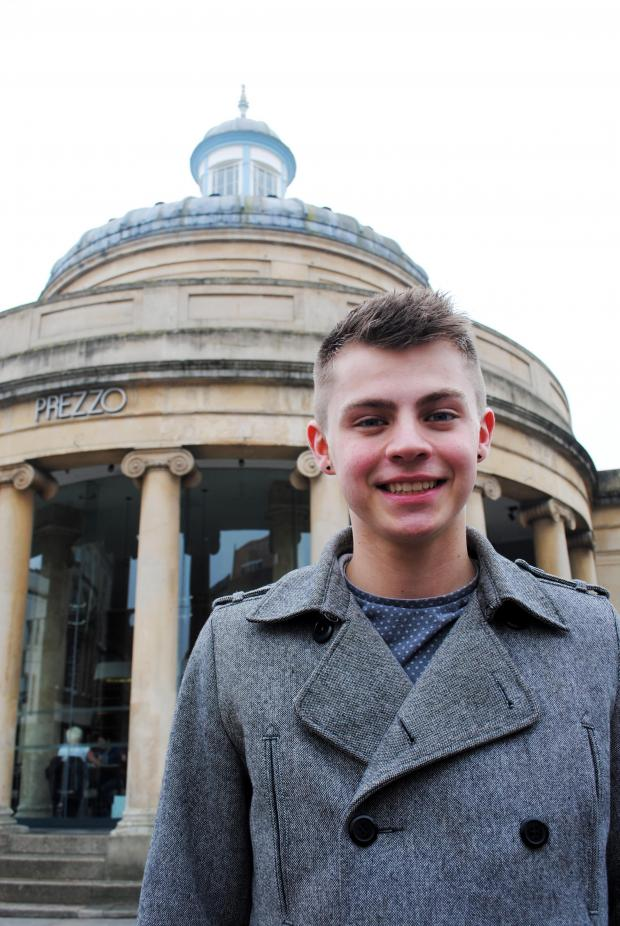 This is The West Country: Harry Winchester is trying to chase his dream