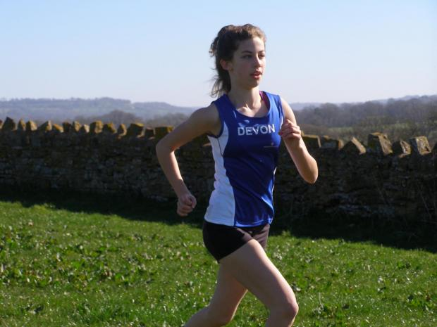 Strong showing at cross country championships
