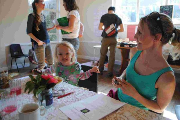 Penryn's 'Incredible Edible' group sow the seeds of success: PICTURES