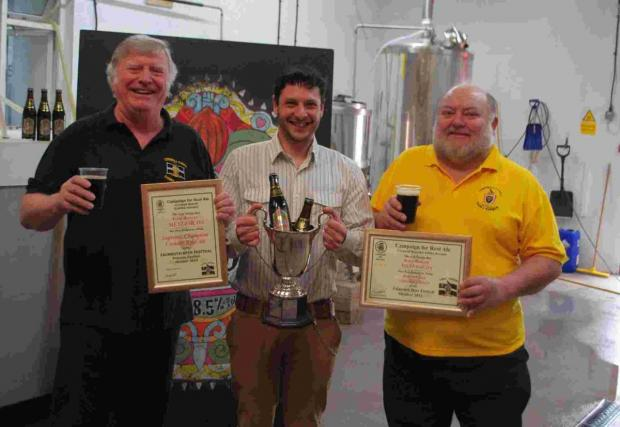 This is The West Country: Penryn's Rebel Brewery picks up two top beer awards